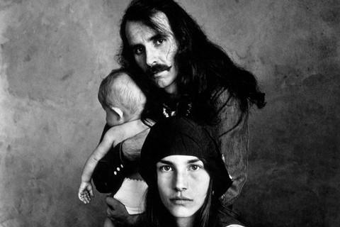 Irving Penn, Hippie Family (Kelley), San Francisco, 1967