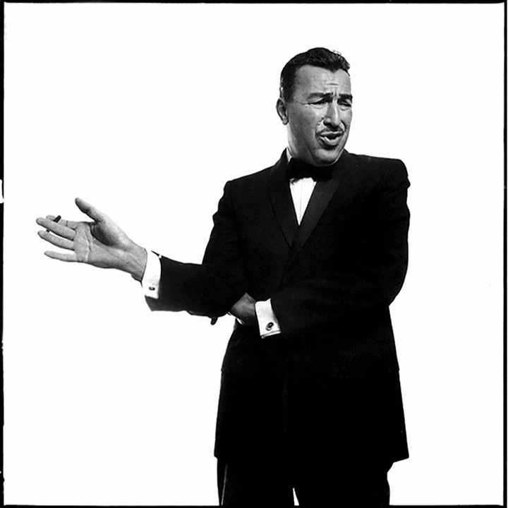 Richard Avedon Adam Clayton Powell, Congressman, New York City, March 6, 1964 gelatin silver print image, 19 3/8 x 15 3/8 inches paper, 20 x 16 inches  Photograph by Richard Avedon © The Richard Avedon Foundation