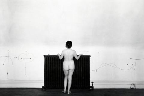 Harry Callahan, Eleanor, Chicago, 1949