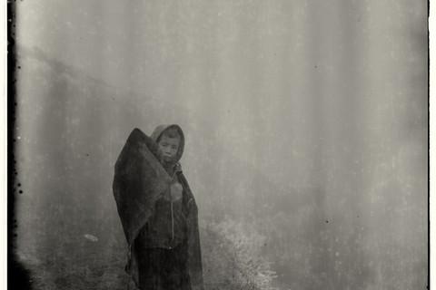 Adou, Fog, Child, Frost, 2006