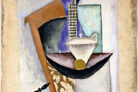 Max Weber (1881-1961), The Sugar Bowl, 1914