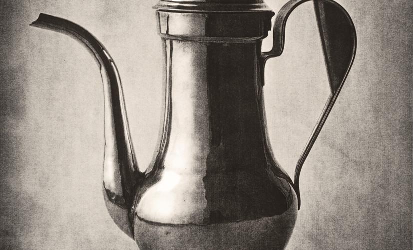 Irving Penn, Coffee Pot, New York, 2007