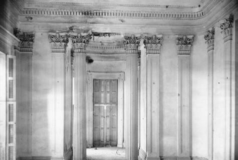 Walker Evans, Breakfast Room at Bell Grove Plantation, White Chapel, Louisiana, March 1935