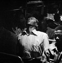 David Goldblatt, 9:00 PM GOING HOME: Marabastad-Waterval bus: For most of the people in this bus the cycle will start again tomorrow at between 2:00 and 3:00 a.m. , 1984