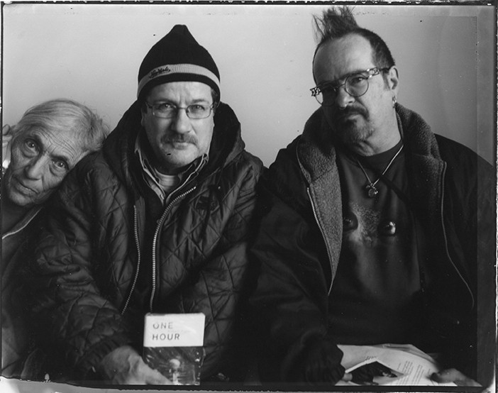 Robert Frank, June with John and Norman, n.d.