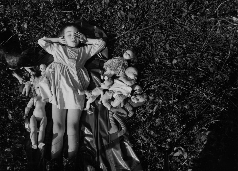 Emmet Gowin, Nancy, Danville, Virginia, 1965