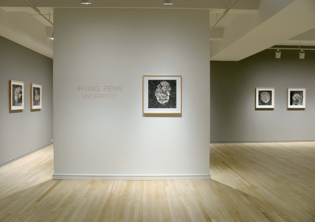 Irving Penn: Underfoot