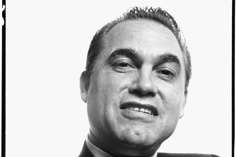 Richard Avedon, George Wallace, Governor of Alabama, New York, November 6, 1963