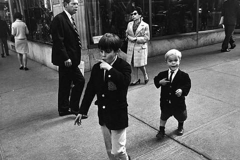 Garry Winogrand, New York, 1966