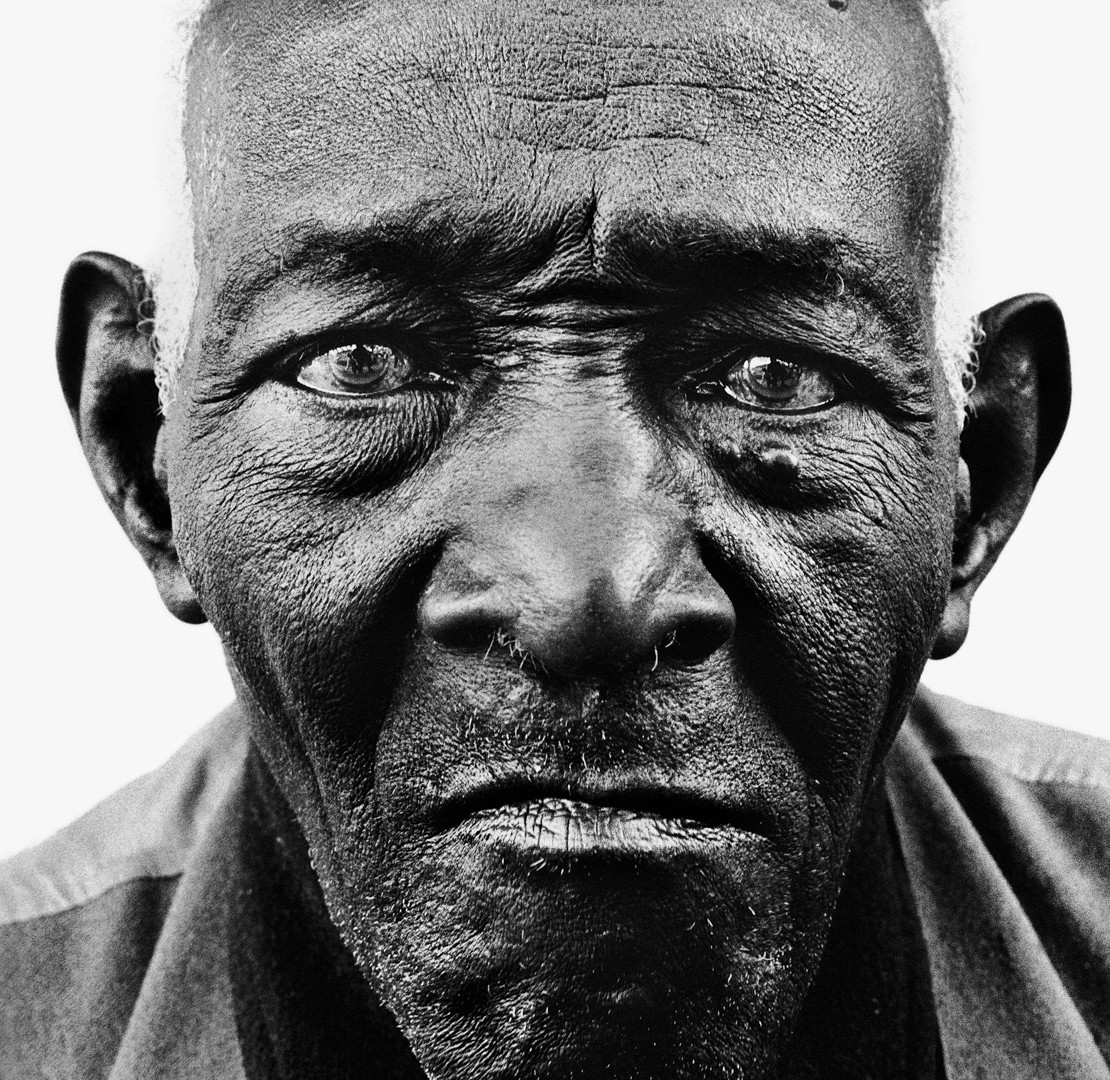 Richard Avedon, William Casby, born in slavery, Algiers, Louisiana, March 24, 1963