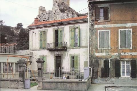 Richard Benson, House with Green Shutter, 1991