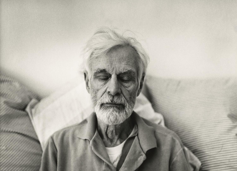 Peter Hujar, Edwin Denby, 1975