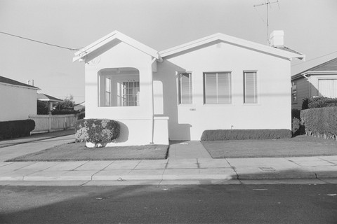 Henry Wessel, El Cerrito, California, 1983