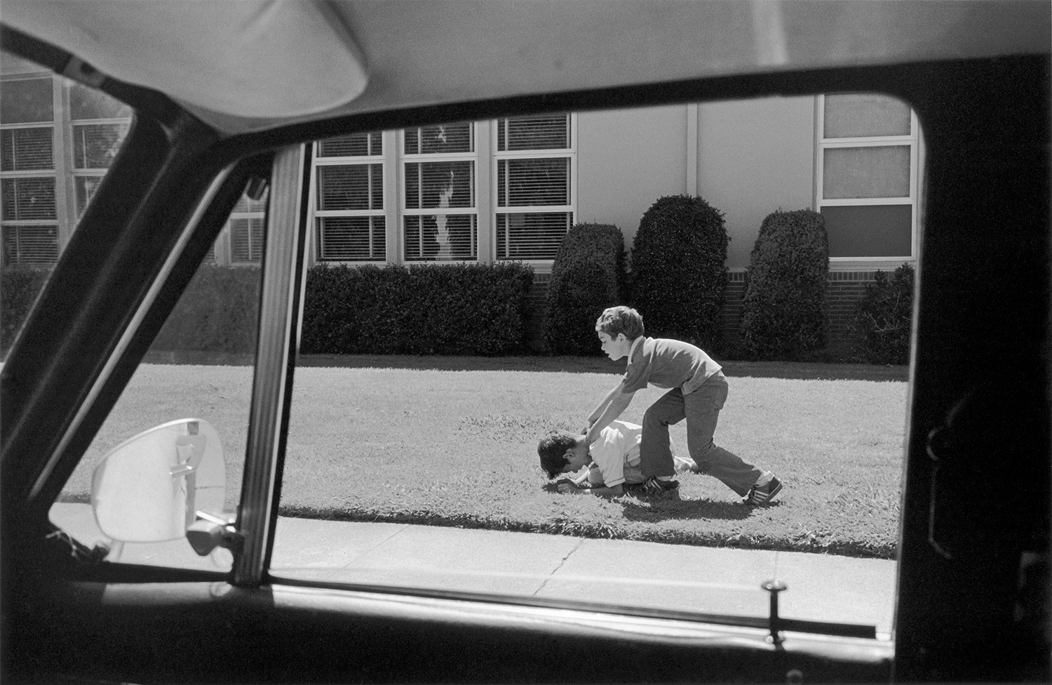 Henry Wessel, Incidents No. 6