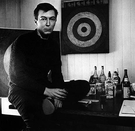 Robert Rauschenberg, Jasper - Studio, N.Y.C., 1950