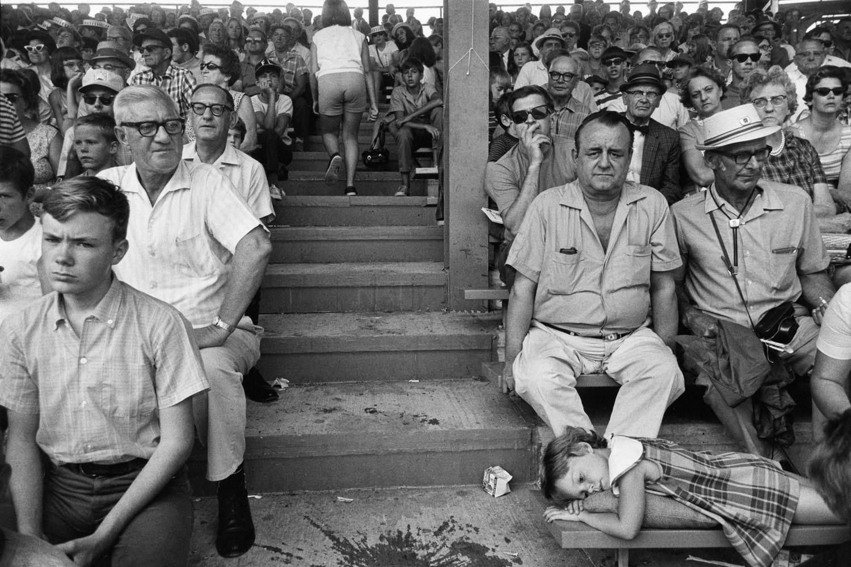 Tod Papageorge, Little League World Series, Lamade Stadium, Williamsport, Pennsylvania, August 26, 1970