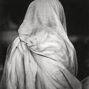 "Fazal Sheikh, Menka (""Celestial nymph""), Vrindavan, India, 2005"