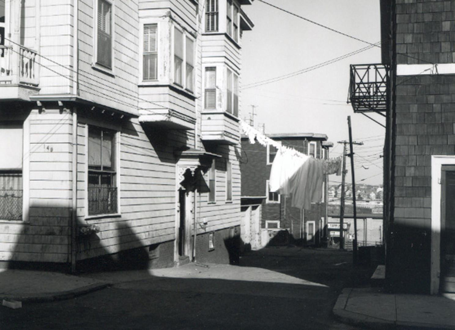 Harry Callahan, Providence, c. 1963