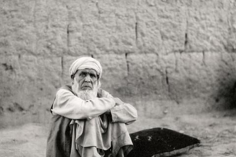 Fazal Sheikh, Salim, Afghan refugee village, Badabare, northern Pakistan, 1997