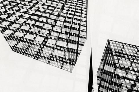 Harry Callahan, Chicago, c. 1953