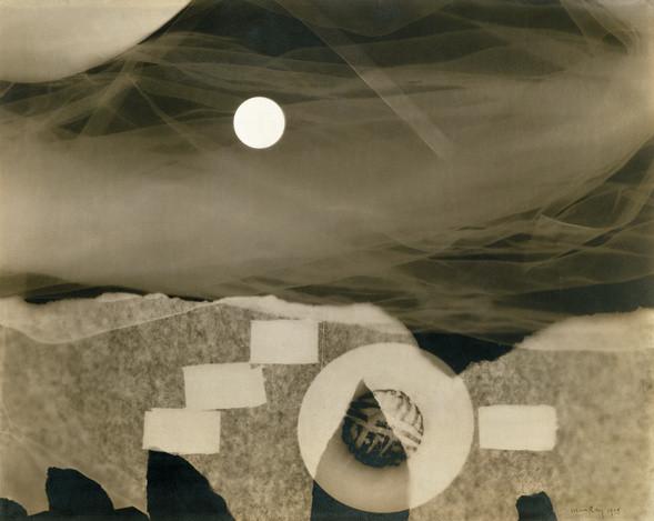 Man Ray (1890-1976), Swedish Landscape, 1925