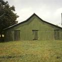 William Christenberry, Green Warehouse, Newbern, Alabama, 1978