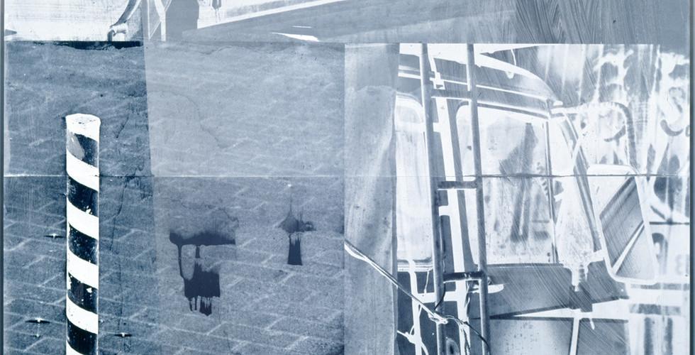 Robert Rauschenberg, Memory Light (Galvanic Suite), 1988