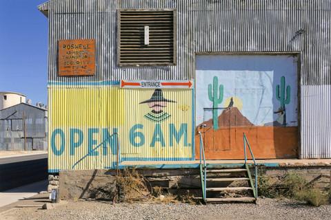 Richard Benson, New Mexico, 2008