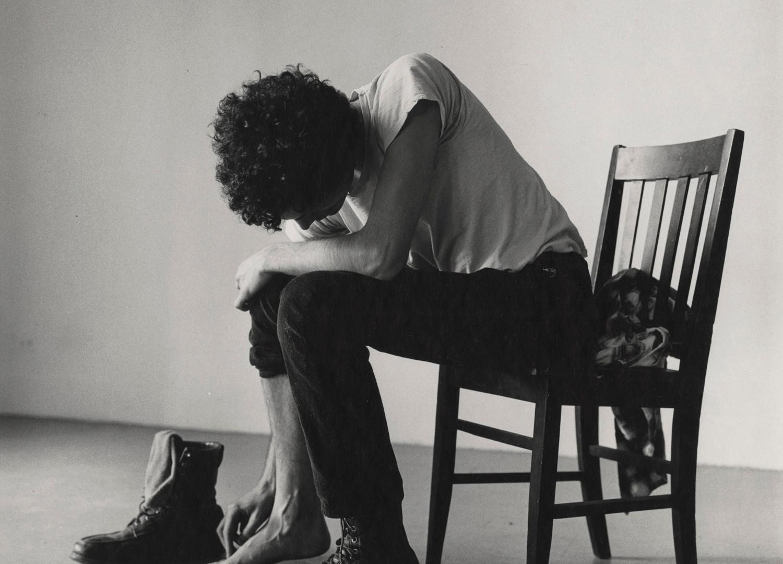 Peter Hujar, Richard Shoes, 1979