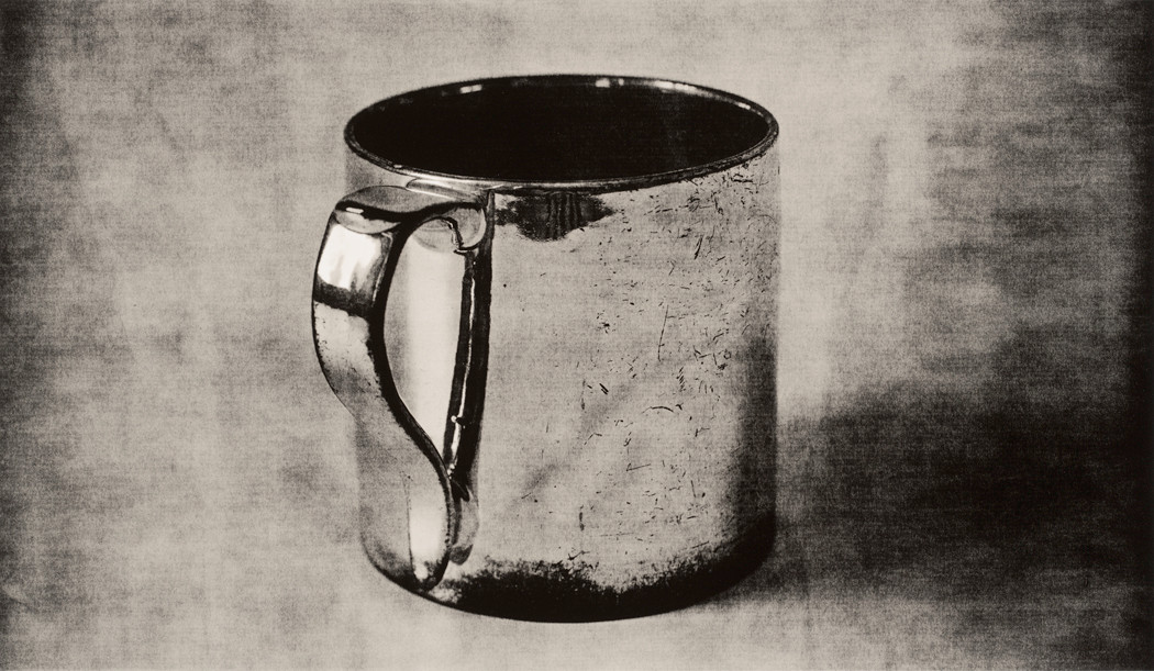 Irving Penn, Silvered Glass Cup, New York, 2007