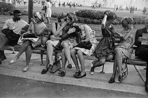 Garry Winogrand, World's Fair, New York, 1964