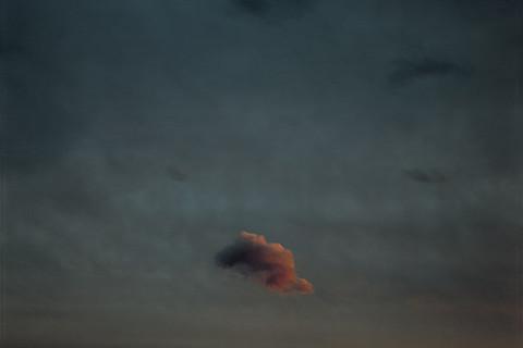 Richard Misrach, Cloud #240, 1993