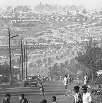 David Goldblatt, Mofolo South, Soweto. , 1972