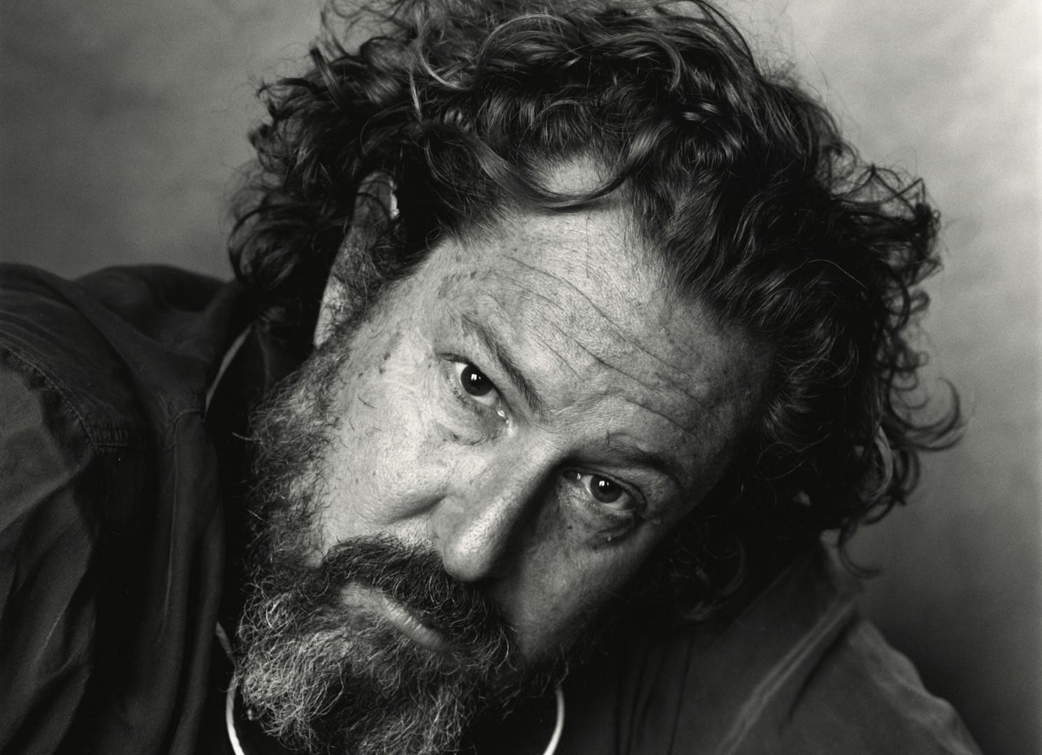 Irving Penn, Julian Schnabel, New York, 2007