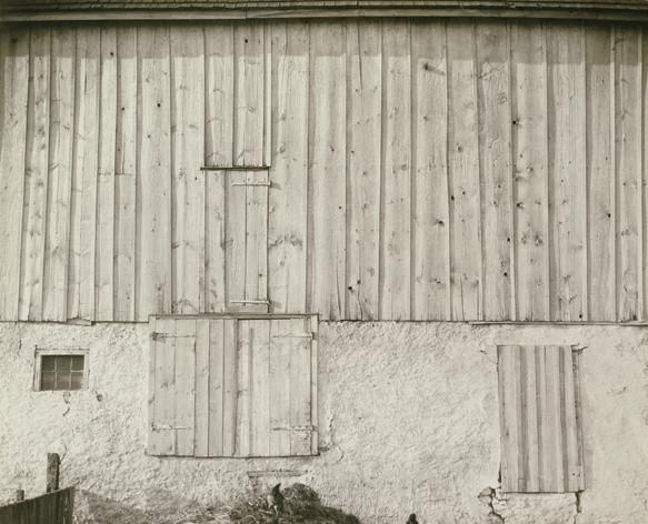 Charles Sheeler (1883-1965), Bucks County Barn, 1915