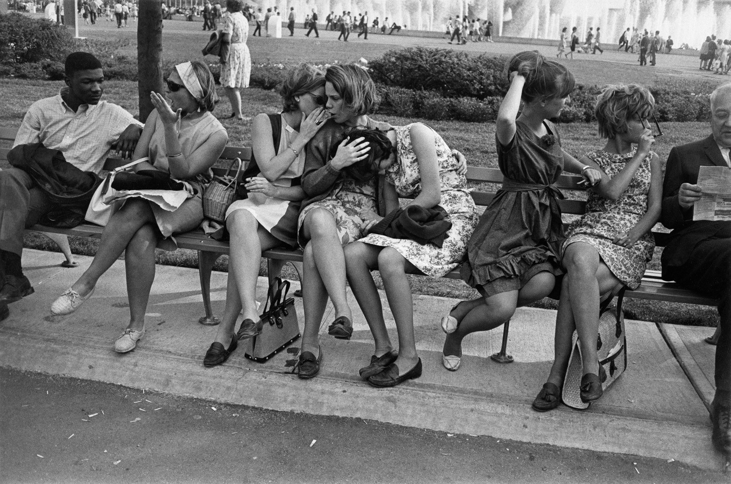 Garry Winogrand, World's Fair, New York City, New York, 1964