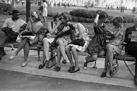 Garry Winogrand, World's Fair, New York City, New York, 1964