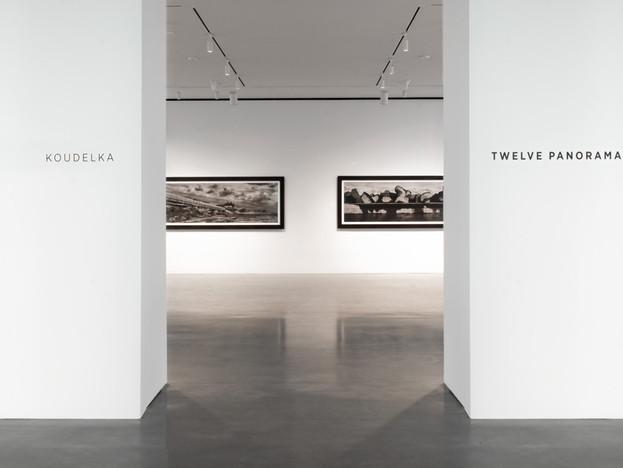 Josef Koudelka: 12 Panoramas, 1988 – 2012