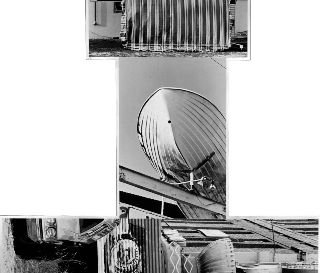 Robert Rauschenberg, Photem Series I #5, 1991