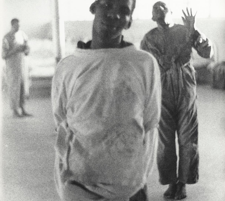 Richard Avedon, Mental Institution #10, East Louisiana State Mental Hospital, Jackson, Louisiana, February 16, 1963