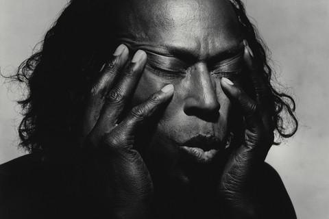 Irving Penn, Miles Davis (1 of 2), New York, 1986