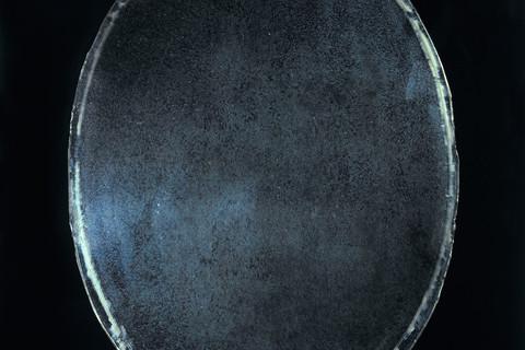 Richard Learoyd, Oval Mirror, 2009
