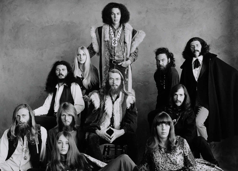 Irving Penn, Early Hippies, San Francisco, 1967