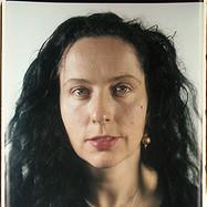 Chuck Close, Kiki Smith, 1992