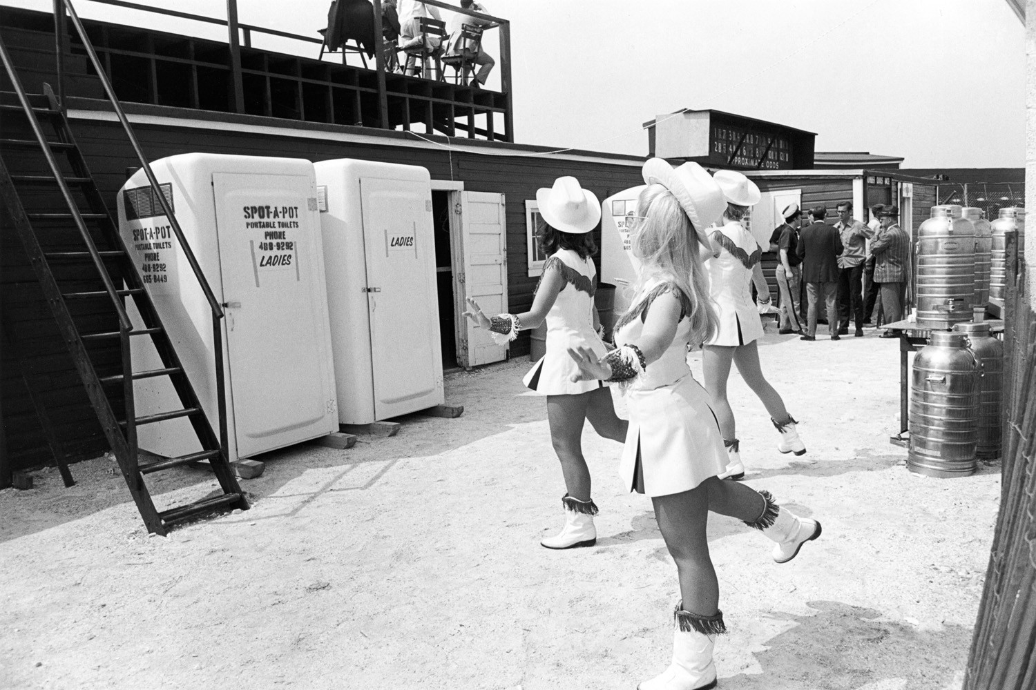Tod Papageorge, Preakness Stakes, Pimlico Racetrack, Baltimore, May 16, 1970