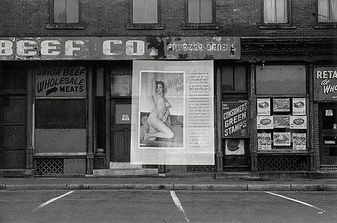 Harry Callahan, Providence, c. 1967