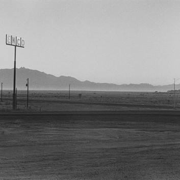 Henry Wessel, Southwest, 1968