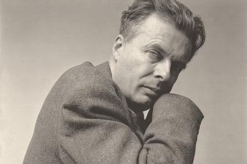 Irving Penn, Aldous Huxley, New York, 1950