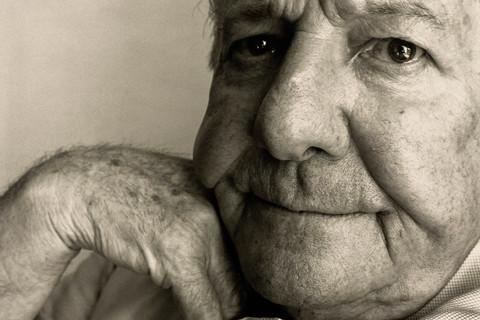 Irving Penn, Hans Hofmann (1 of 2), New York, 1965