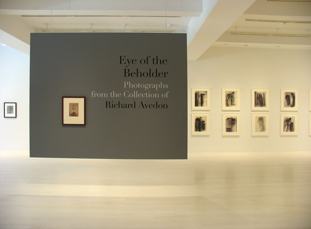 Eye of the Beholder: Photographs from the Collection of Richard Avedon